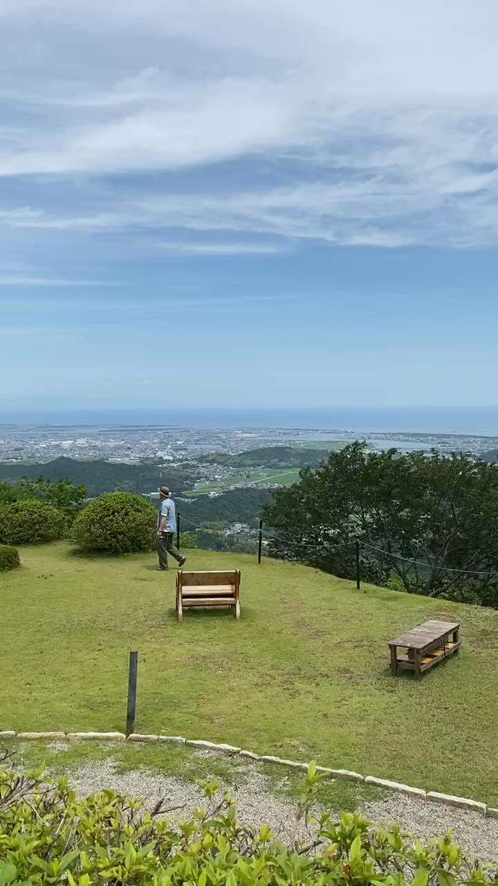 一宇田展望台