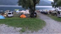 自由キャンプ場